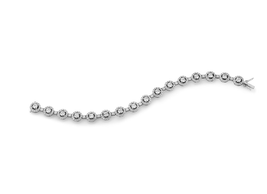 Diamonds on Vesting - Juwelier Antwerpen - Armbanden