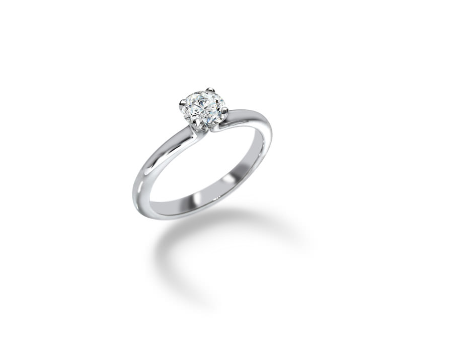 Diamonds on Vesting - Juweler Antwerp - Engagement rings