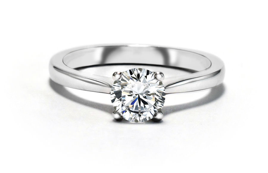 Acapulco - Engagement rings - Diamonds on Vesting