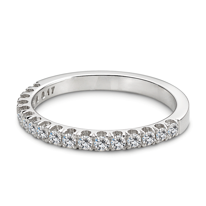 Agadir - Wedding bands - Diamonds on Vesting