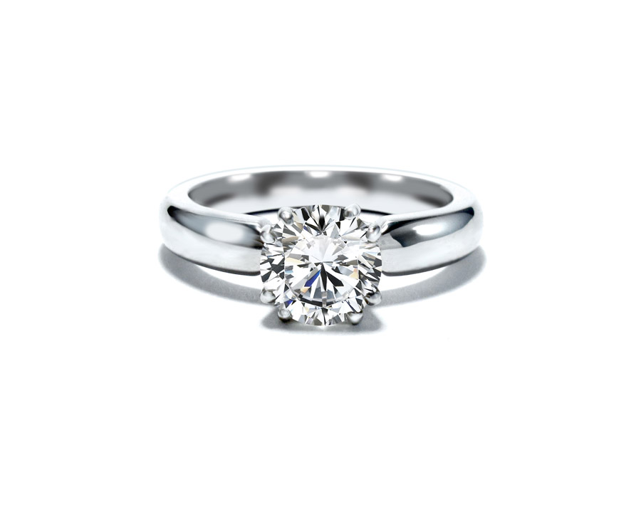 Las Vegas - Engagement rings - Diamonds on Vesting