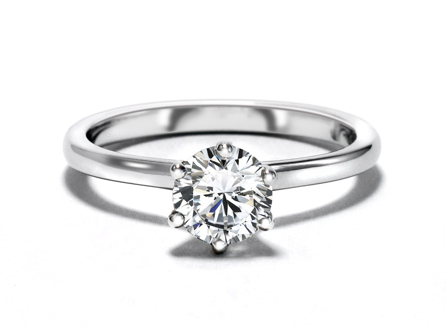 London - Engagement rings - Diamonds on Vesting