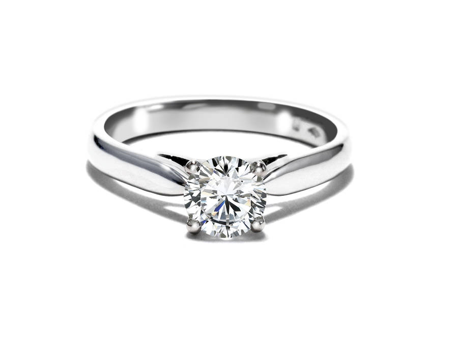 Lugano - Engagement rings - Diamonds on Vesting