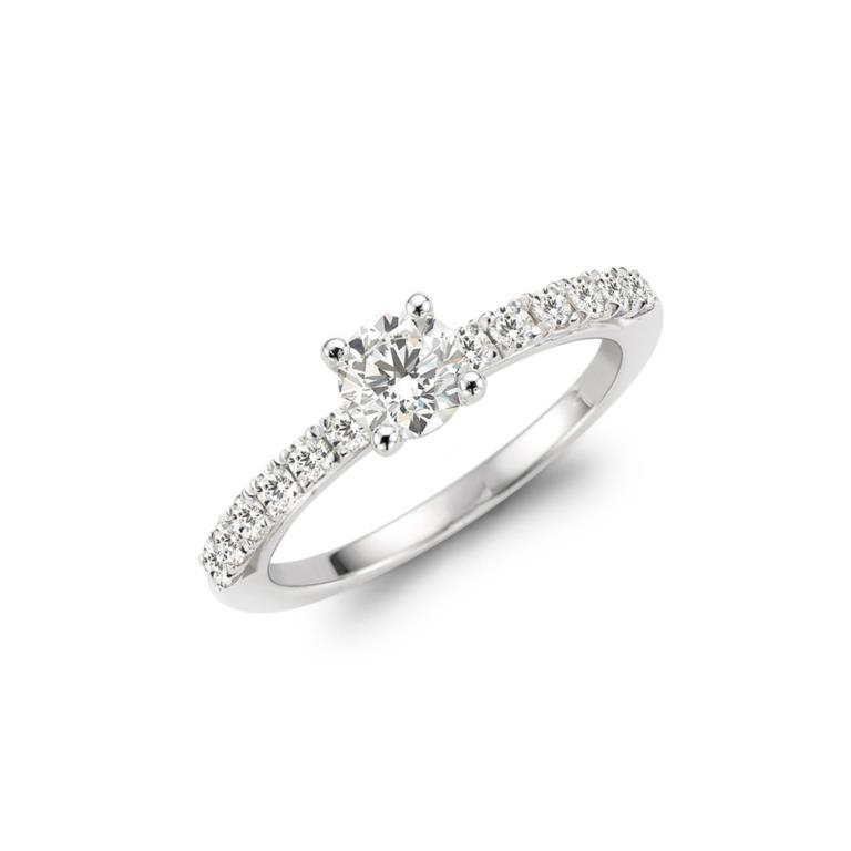 Manhattan - Wedding bands - Diamonds on Vesting
