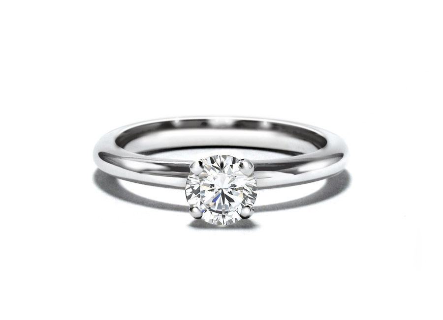 Milano - Engagement rings - Diamonds on Vesting