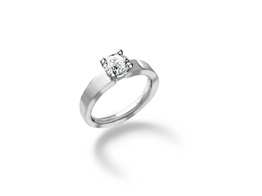 Paris - Engagement rings - Diamonds on Vesting