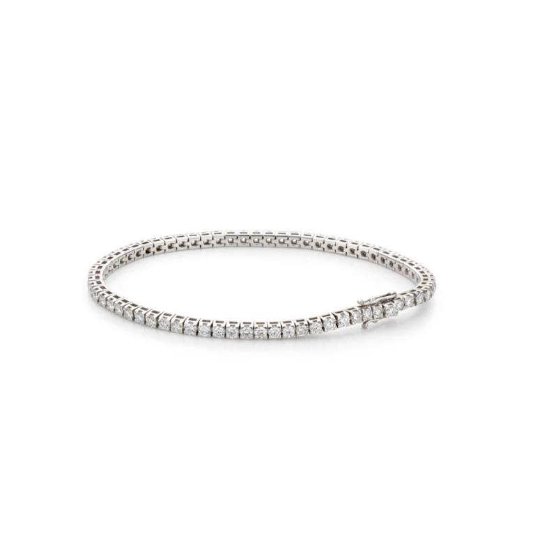 River - Bracelets - Diamonds on Vesting