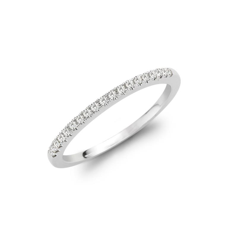 River - Wedding bands - Diamonds on Vesting