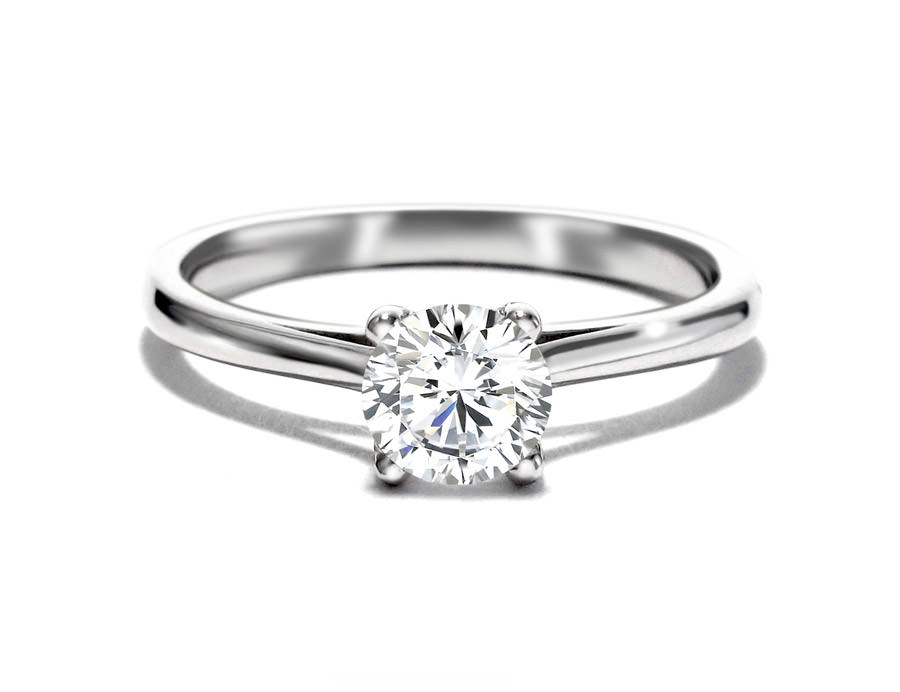 San Marino - Engagement rings - Diamonds on Vesting