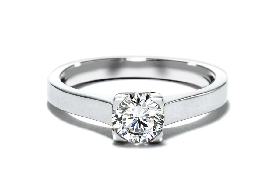 Seattle - Engagement rings - Diamonds on Vesting