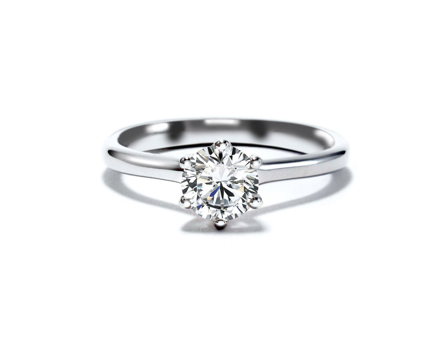 Sydney - Engagement rings - Diamonds on Vesting