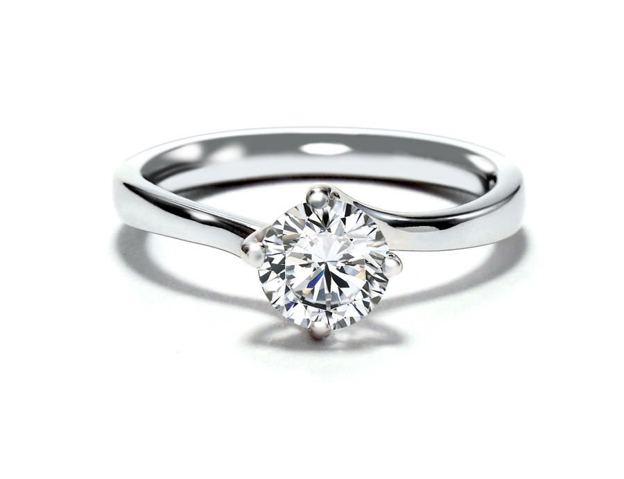 Vienna - Engagement rings - Diamonds on Vesting